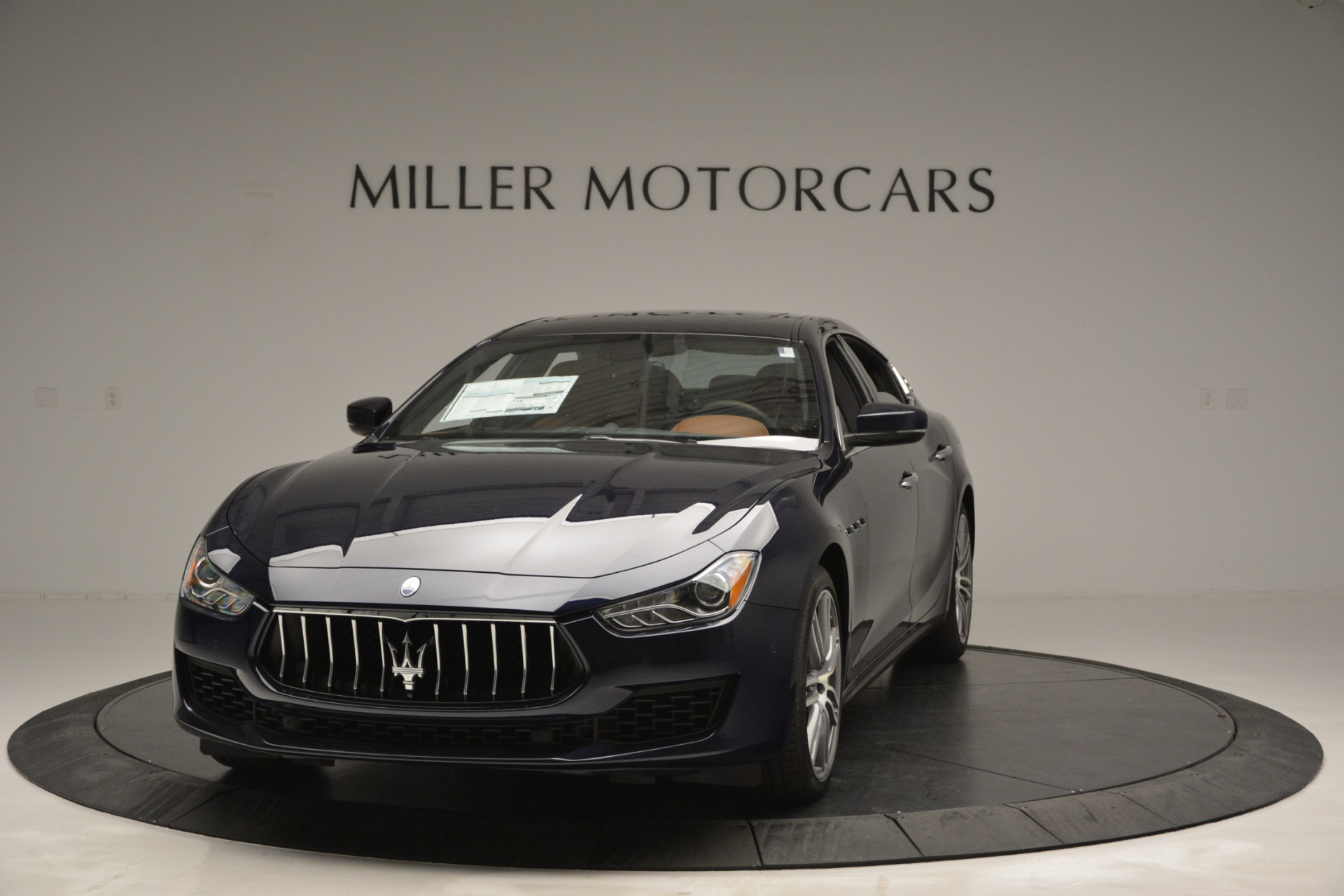 New 2019 Maserati Ghibli S Q4 for sale Sold at Maserati of Greenwich in Greenwich CT 06830 1