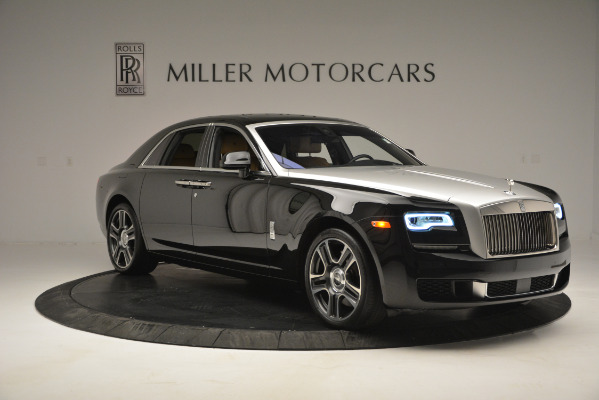 Used 2018 Rolls-Royce Ghost for sale Sold at Maserati of Greenwich in Greenwich CT 06830 10