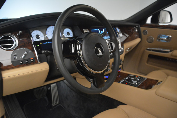 Used 2018 Rolls-Royce Ghost for sale Sold at Maserati of Greenwich in Greenwich CT 06830 16
