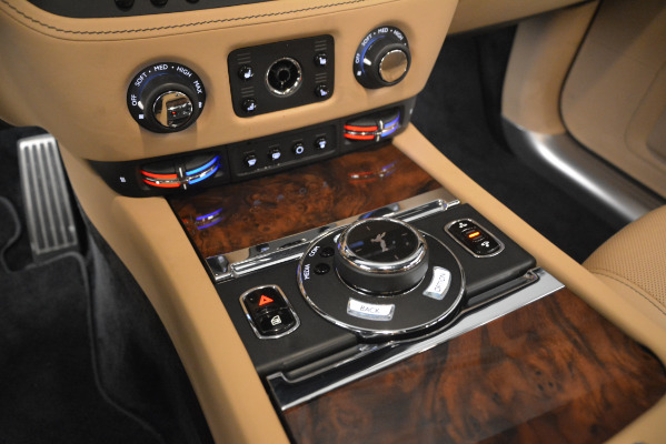 Used 2018 Rolls-Royce Ghost for sale Sold at Maserati of Greenwich in Greenwich CT 06830 18