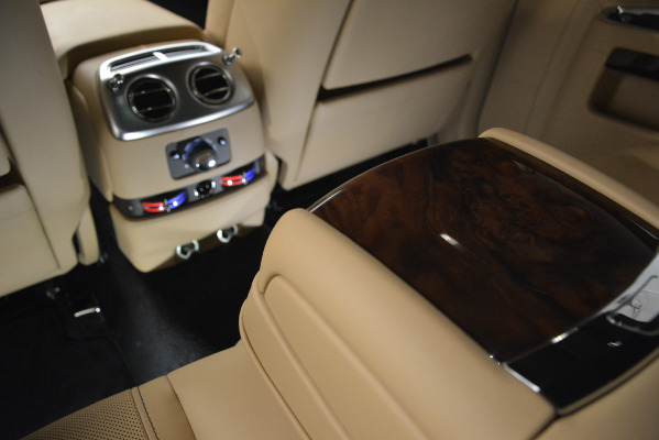 Used 2018 Rolls-Royce Ghost for sale Sold at Maserati of Greenwich in Greenwich CT 06830 23