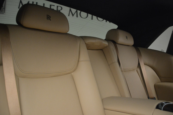 Used 2018 Rolls-Royce Ghost for sale Sold at Maserati of Greenwich in Greenwich CT 06830 28