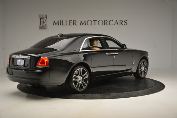 Used 2018 Rolls-Royce Ghost for sale Sold at Maserati of Greenwich in Greenwich CT 06830 8