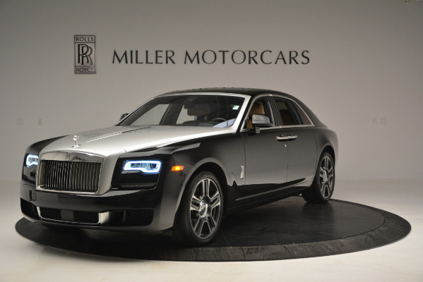 Used 2018 Rolls-Royce Ghost for sale Sold at Maserati of Greenwich in Greenwich CT 06830 1