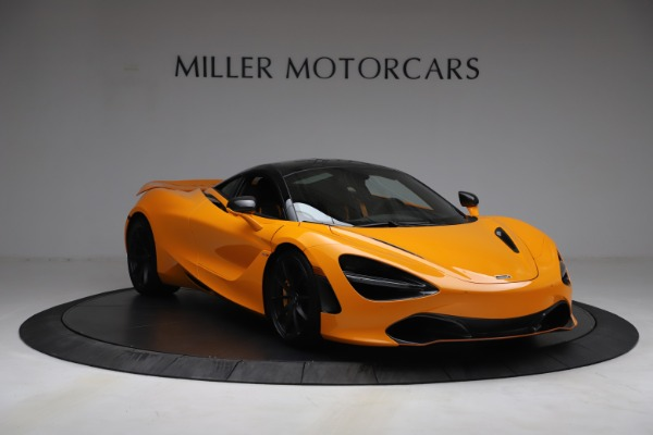 Used 2019 McLaren 720S Performance for sale $309,990 at Maserati of Greenwich in Greenwich CT 06830 11