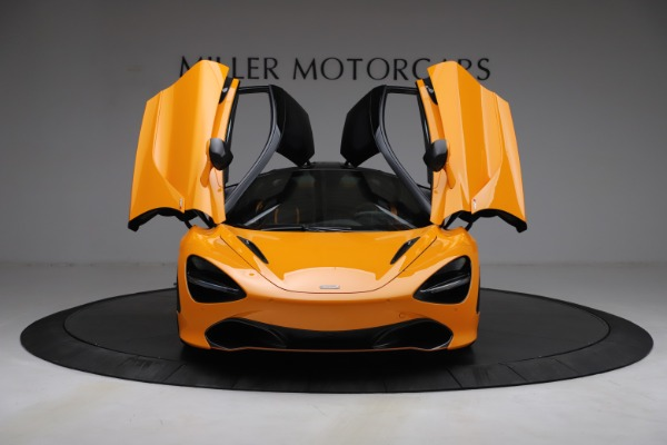 Used 2019 McLaren 720S Performance for sale $309,990 at Maserati of Greenwich in Greenwich CT 06830 13