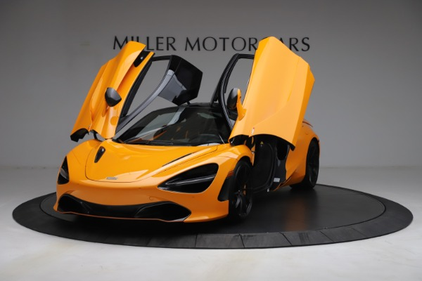 Used 2019 McLaren 720S Performance for sale $309,990 at Maserati of Greenwich in Greenwich CT 06830 14