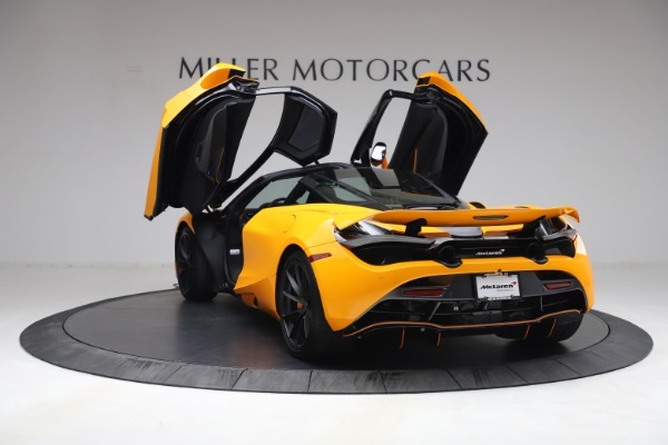 Used 2019 McLaren 720S Performance for sale $309,990 at Maserati of Greenwich in Greenwich CT 06830 18
