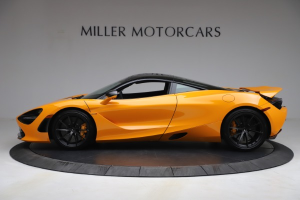 Used 2019 McLaren 720S Performance for sale $309,990 at Maserati of Greenwich in Greenwich CT 06830 3