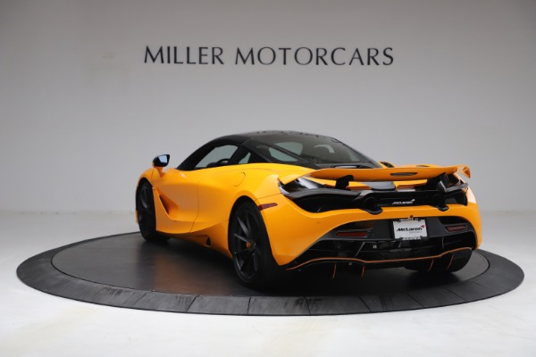 Used 2019 McLaren 720S Performance for sale $309,990 at Maserati of Greenwich in Greenwich CT 06830 5