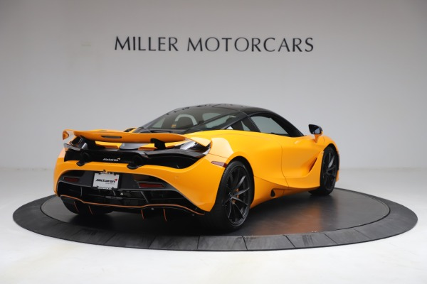 Used 2019 McLaren 720S Performance for sale $309,990 at Maserati of Greenwich in Greenwich CT 06830 7