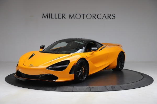 Used 2019 McLaren 720S Performance for sale $309,990 at Maserati of Greenwich in Greenwich CT 06830 1