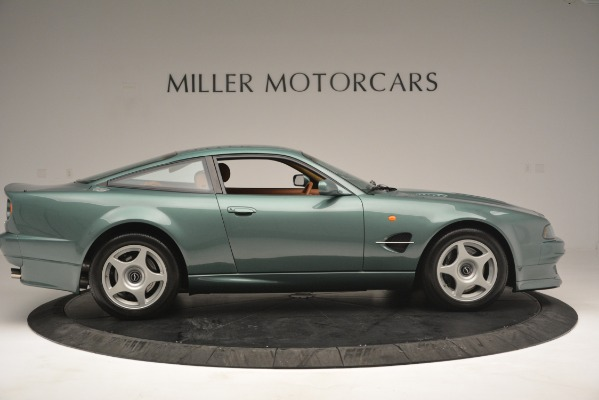 Used 1999 Aston Martin V8 Vantage Le Mans V600 Coupe for sale $550,000 at Maserati of Greenwich in Greenwich CT 06830 10