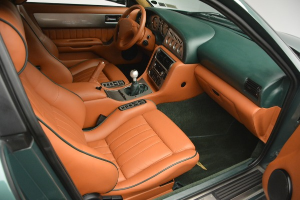 Used 1999 Aston Martin V8 Vantage Le Mans V600 Coupe for sale $550,000 at Maserati of Greenwich in Greenwich CT 06830 25