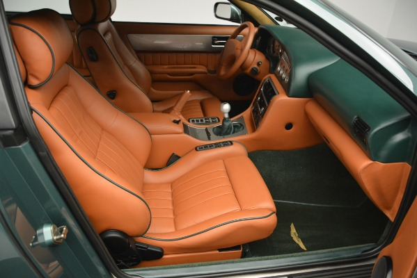 Used 1999 Aston Martin V8 Vantage Le Mans V600 Coupe for sale $550,000 at Maserati of Greenwich in Greenwich CT 06830 26