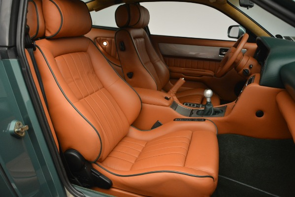 Used 1999 Aston Martin V8 Vantage Le Mans V600 Coupe for sale $550,000 at Maserati of Greenwich in Greenwich CT 06830 27