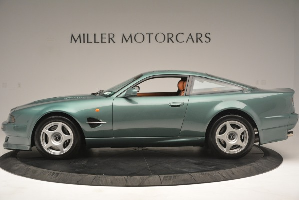 Used 1999 Aston Martin V8 Vantage Le Mans V600 Coupe for sale $550,000 at Maserati of Greenwich in Greenwich CT 06830 4