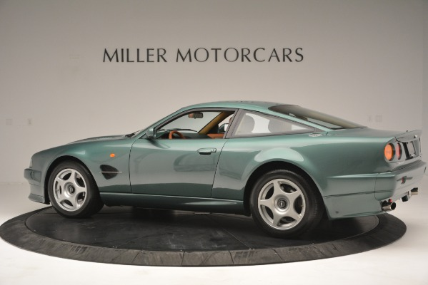 Used 1999 Aston Martin V8 Vantage Le Mans V600 Coupe for sale $550,000 at Maserati of Greenwich in Greenwich CT 06830 5