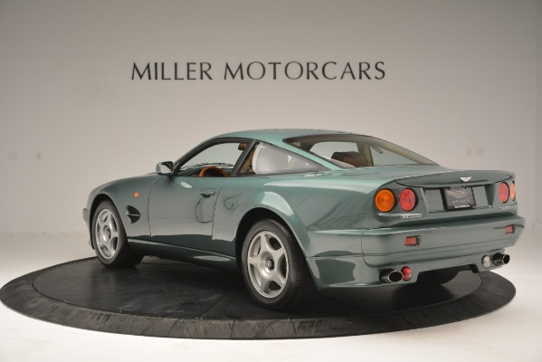 Used 1999 Aston Martin V8 Vantage Le Mans V600 Coupe for sale $550,000 at Maserati of Greenwich in Greenwich CT 06830 6