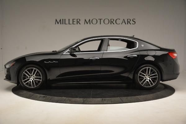 New 2019 Maserati Ghibli S Q4 for sale $55,900 at Maserati of Greenwich in Greenwich CT 06830 3
