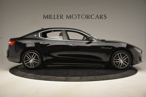New 2019 Maserati Ghibli S Q4 for sale $55,900 at Maserati of Greenwich in Greenwich CT 06830 9