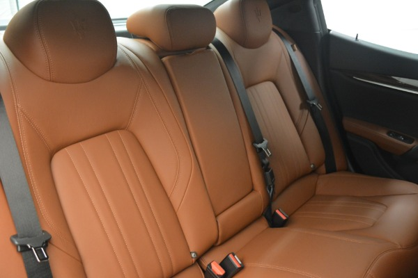 Used 2019 Maserati Ghibli S Q4 for sale $59,900 at Maserati of Greenwich in Greenwich CT 06830 26