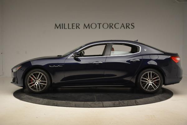 Used 2019 Maserati Ghibli S Q4 for sale $59,900 at Maserati of Greenwich in Greenwich CT 06830 3