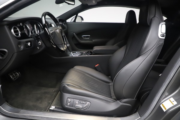 Used 2016 Bentley Continental GT W12 for sale Sold at Maserati of Greenwich in Greenwich CT 06830 14
