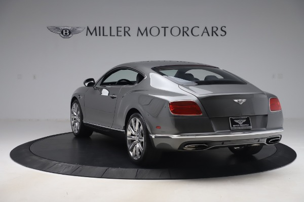Used 2016 Bentley Continental GT W12 for sale Sold at Maserati of Greenwich in Greenwich CT 06830 5