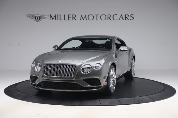 Used 2016 Bentley Continental GT W12 for sale Sold at Maserati of Greenwich in Greenwich CT 06830 1