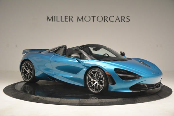 New 2019 McLaren 720S Spider for sale Call for price at Maserati of Greenwich in Greenwich CT 06830 10