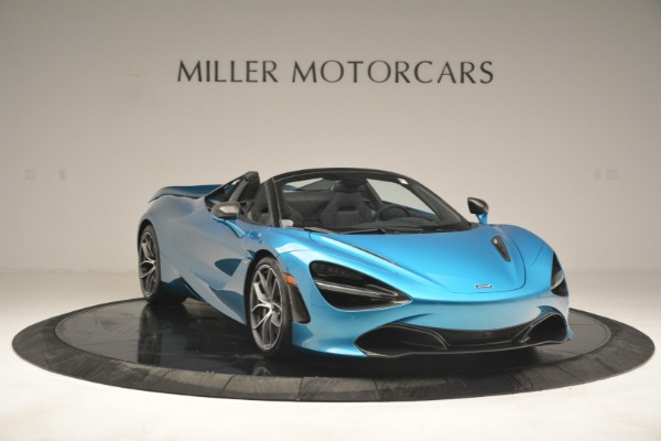 New 2019 McLaren 720S Spider for sale Call for price at Maserati of Greenwich in Greenwich CT 06830 11