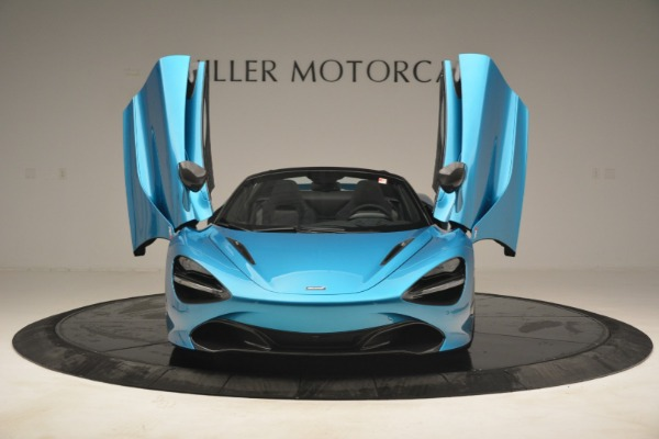 New 2019 McLaren 720S Spider for sale Call for price at Maserati of Greenwich in Greenwich CT 06830 12