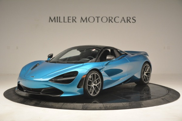 New 2019 McLaren 720S Spider for sale Call for price at Maserati of Greenwich in Greenwich CT 06830 14