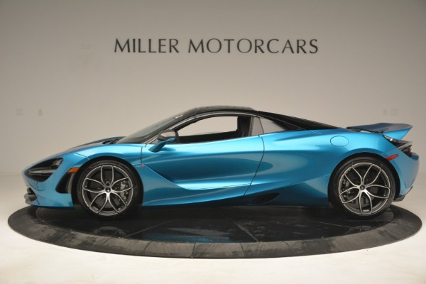 New 2019 McLaren 720S Spider for sale Call for price at Maserati of Greenwich in Greenwich CT 06830 15