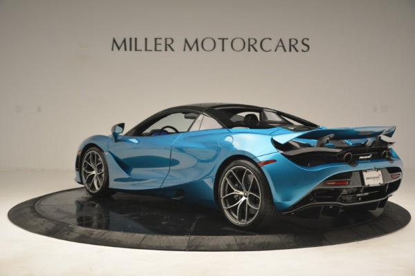 New 2019 McLaren 720S Spider for sale Call for price at Maserati of Greenwich in Greenwich CT 06830 16
