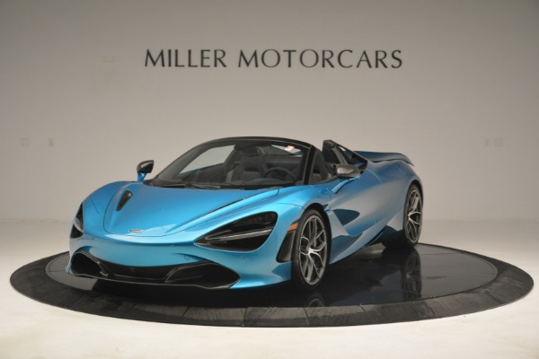 New 2019 McLaren 720S Spider for sale Call for price at Maserati of Greenwich in Greenwich CT 06830 2