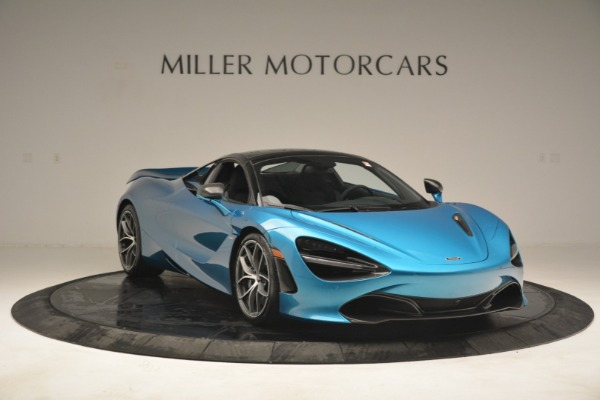New 2019 McLaren 720S Spider for sale Call for price at Maserati of Greenwich in Greenwich CT 06830 20