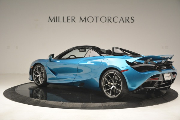New 2019 McLaren 720S Spider for sale Call for price at Maserati of Greenwich in Greenwich CT 06830 4