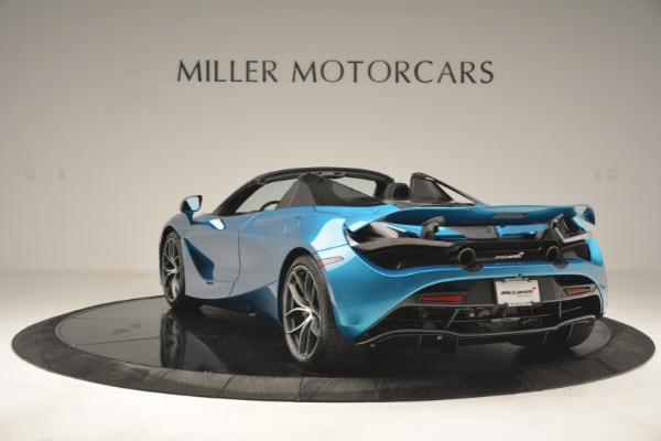 New 2019 McLaren 720S Spider for sale Call for price at Maserati of Greenwich in Greenwich CT 06830 5