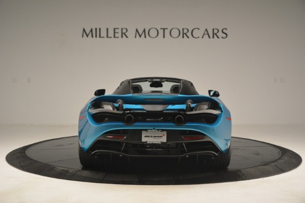 New 2019 McLaren 720S Spider for sale Call for price at Maserati of Greenwich in Greenwich CT 06830 6