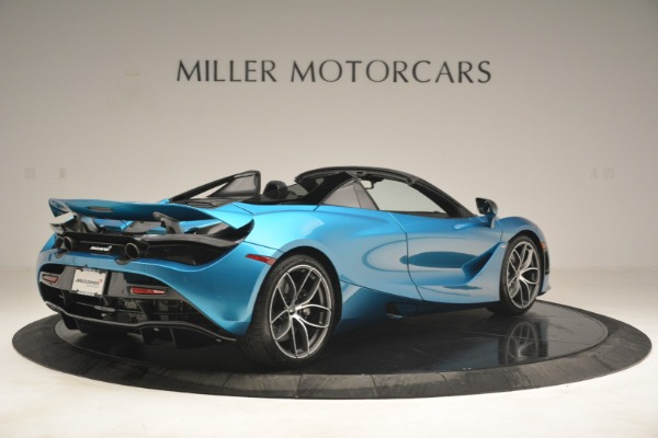 New 2019 McLaren 720S Spider for sale Call for price at Maserati of Greenwich in Greenwich CT 06830 7