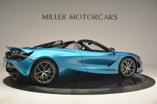 New 2019 McLaren 720S Spider for sale Call for price at Maserati of Greenwich in Greenwich CT 06830 8