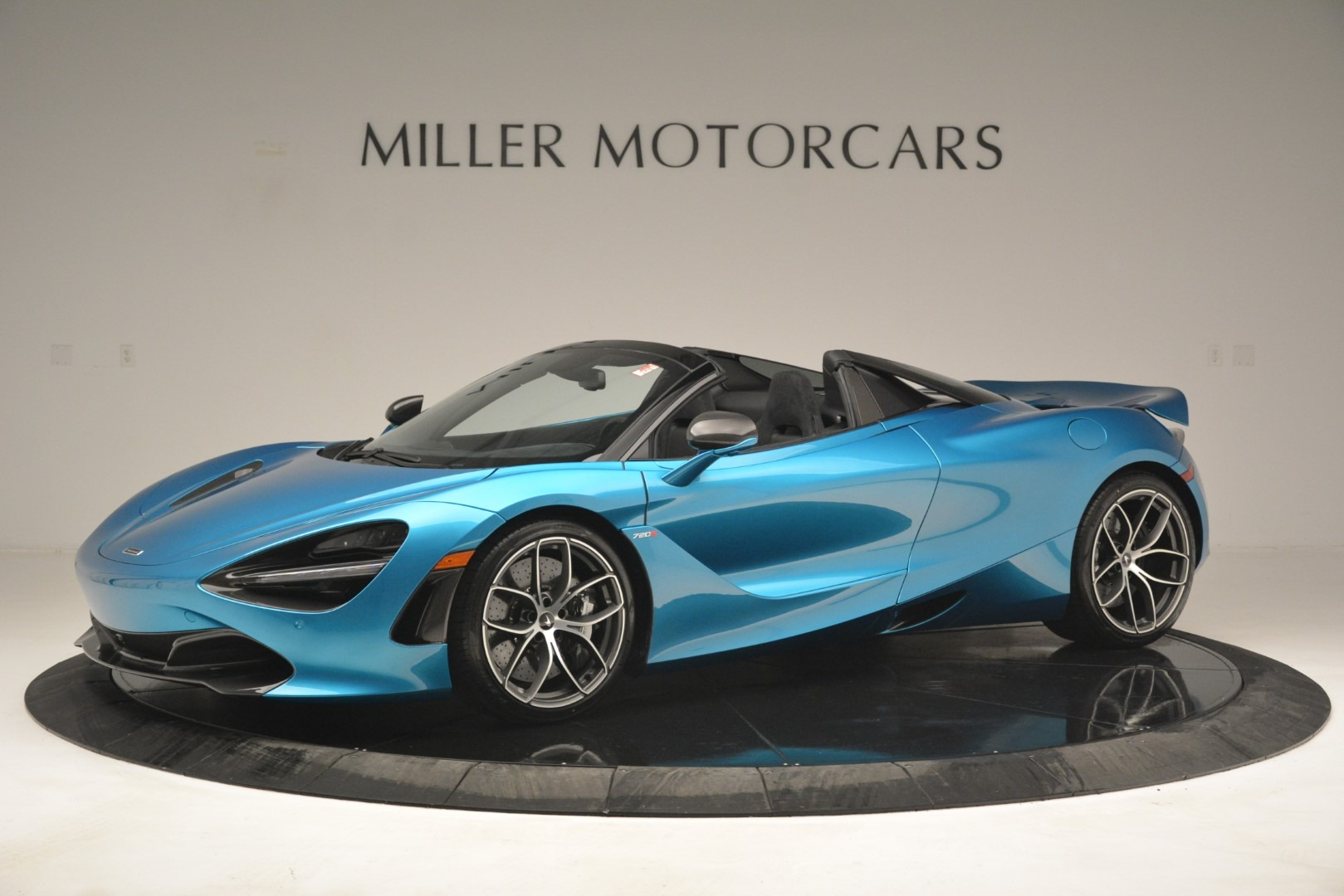 New 2019 McLaren 720S Spider for sale Call for price at Maserati of Greenwich in Greenwich CT 06830 1