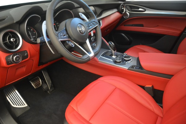 New 2019 Alfa Romeo Stelvio Sport Q4 for sale Sold at Maserati of Greenwich in Greenwich CT 06830 13