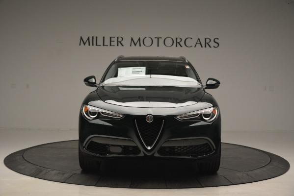 New 2019 Alfa Romeo Stelvio Q4 for sale Sold at Maserati of Greenwich in Greenwich CT 06830 12