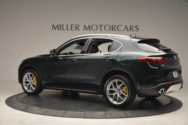 New 2019 Alfa Romeo Stelvio Q4 for sale Sold at Maserati of Greenwich in Greenwich CT 06830 4