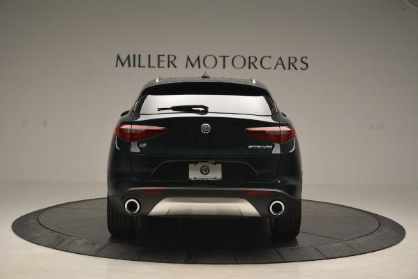 New 2019 Alfa Romeo Stelvio Q4 for sale Sold at Maserati of Greenwich in Greenwich CT 06830 6