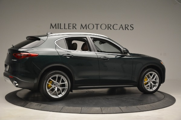 New 2019 Alfa Romeo Stelvio Q4 for sale Sold at Maserati of Greenwich in Greenwich CT 06830 8