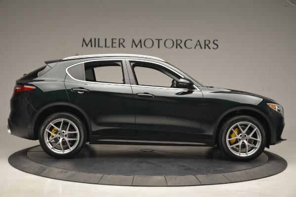 New 2019 Alfa Romeo Stelvio Q4 for sale Sold at Maserati of Greenwich in Greenwich CT 06830 9